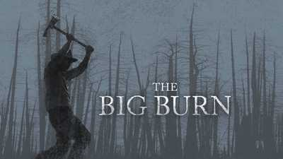 The Big Burn poster image