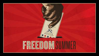 In the News | Freedom Summer poster image