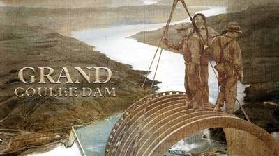 Grand Coulee Dam poster image