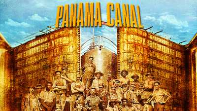 Panama Canal poster image