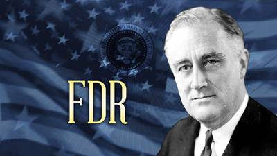 FDR poster image
