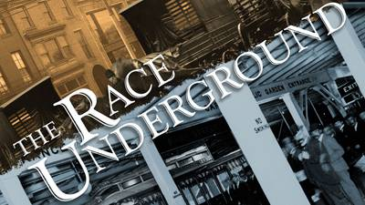 The Race Underground poster image