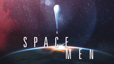 Now Streaming | Space Men poster image