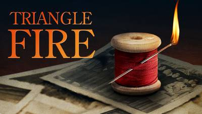 Triangle Fire Poster Image