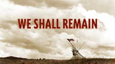 Image result for we shall remain : wounded knee
