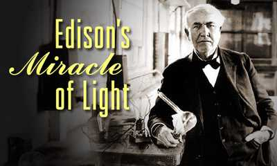 Edison's Miracle of Light poster image