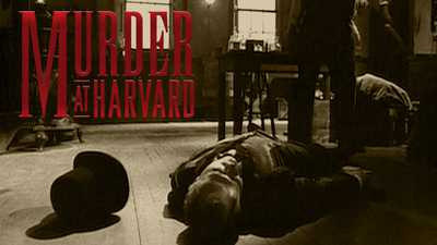 Murder at Harvard poster image