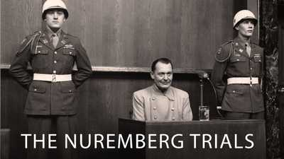 The Nuremberg Trials poster image