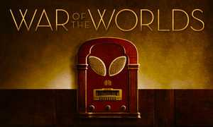 War of the Worlds poster image