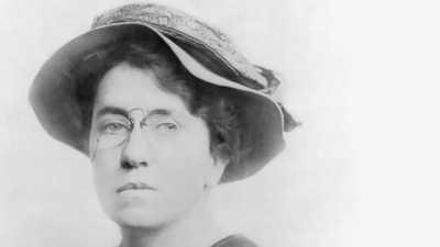 Emma Goldman poster image