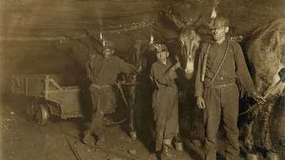 The Mine Wars poster image