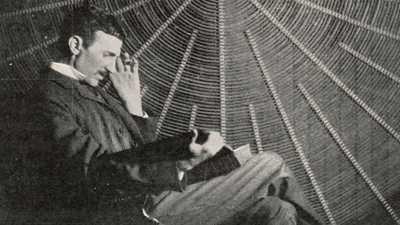 Tesla poster image