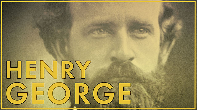 Henry George From Poverty To Politics American Experience Official Site Pbs