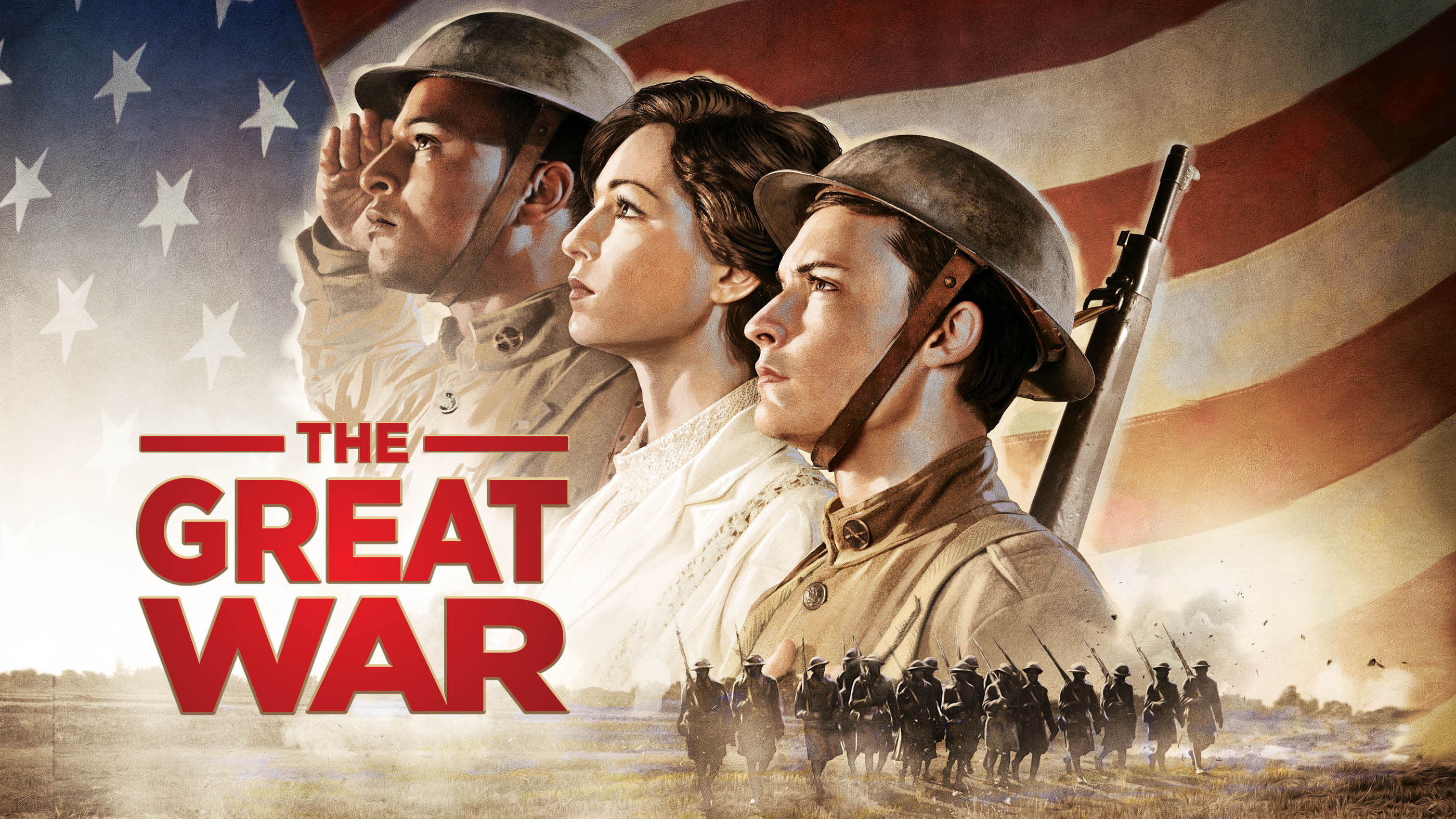 Watch The Great War American Experience Official Site Pbs