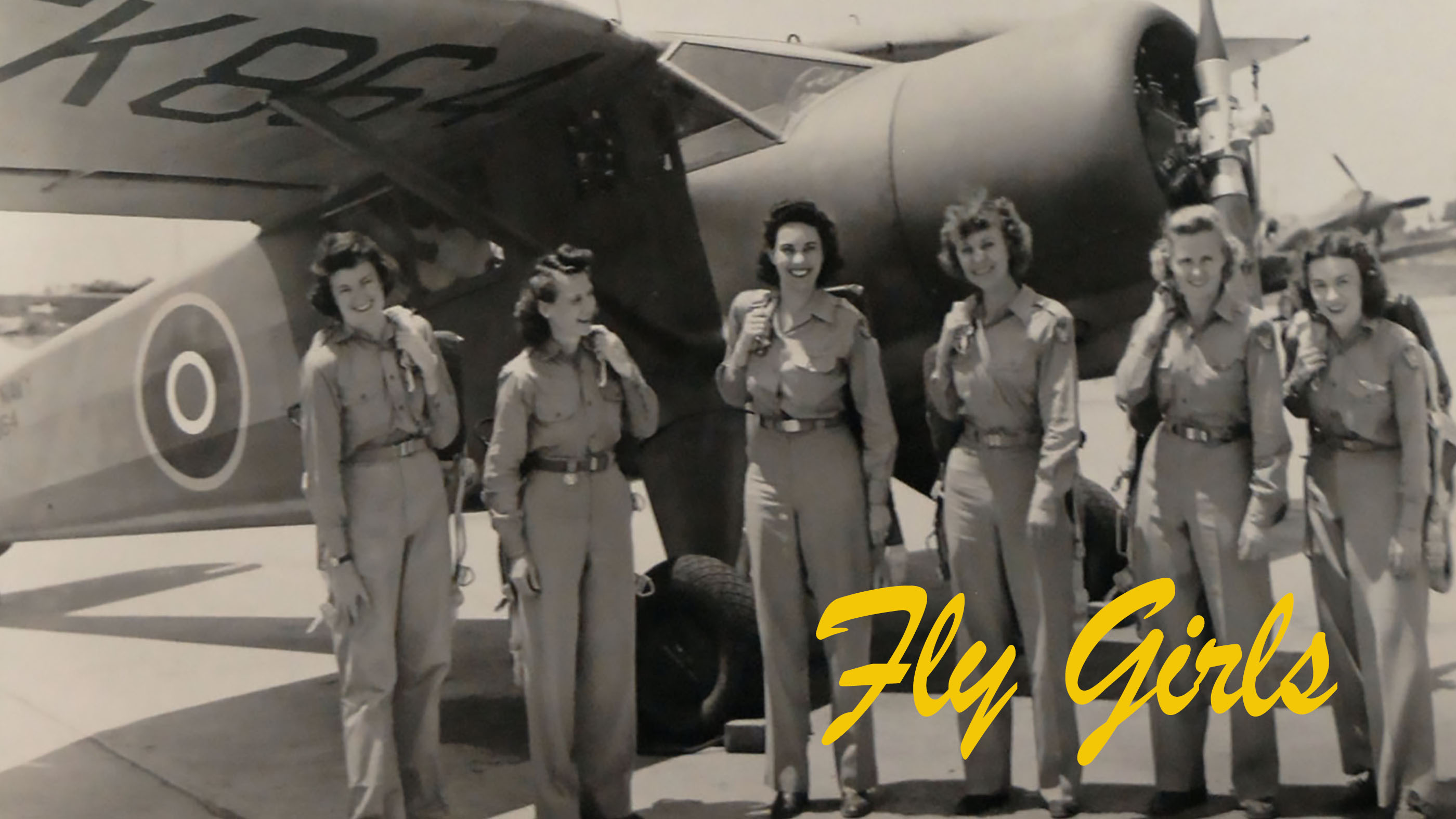 Watch Fly Girls American Experience Official Site Pbs