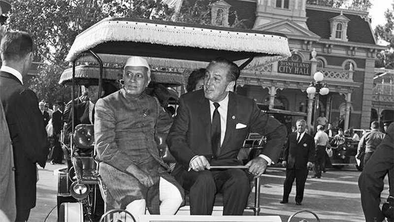 Disney and Nehru_700.jpg