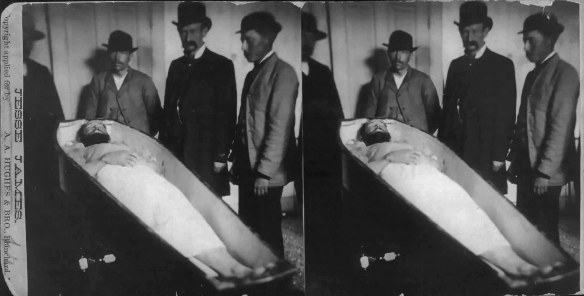 James-funeral-dead in coffin 1882 LOC.jpg