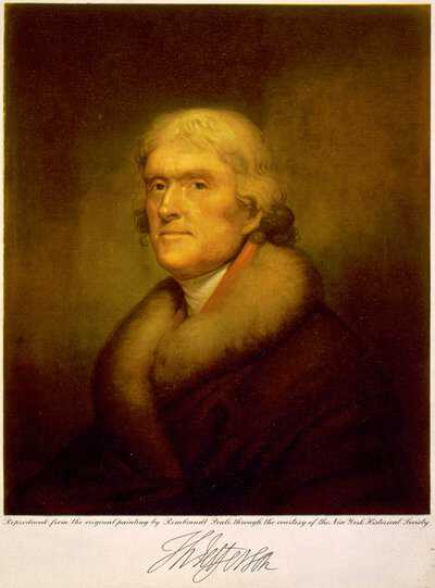 Thomas Jefferson American Experience Official Site Pbs