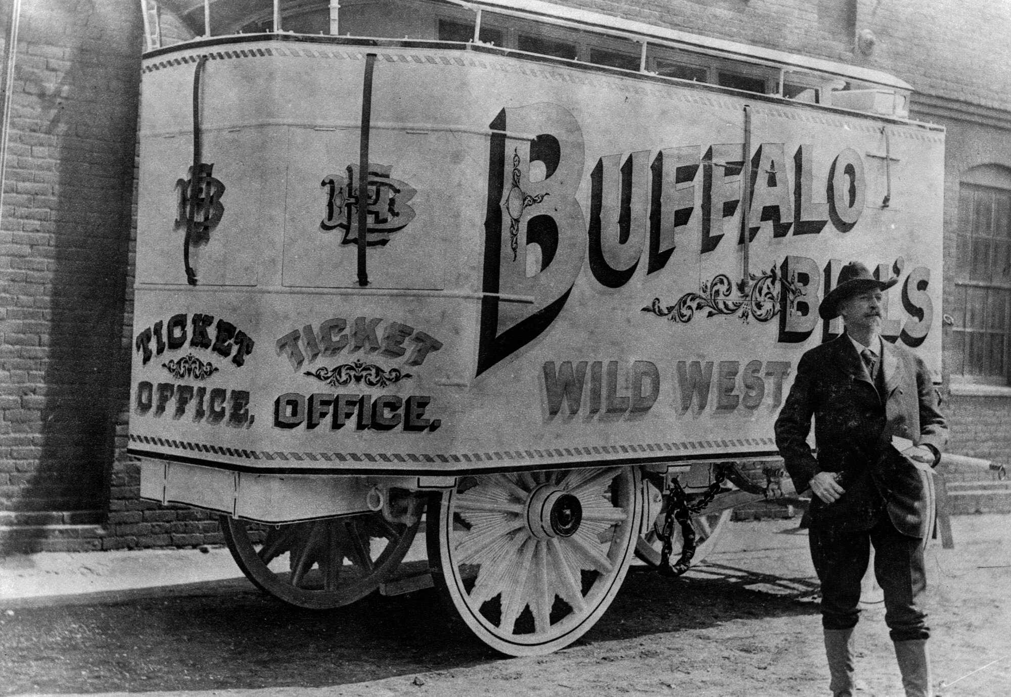 The life of annie oakley american experience official site pbs - Buffalo bills ticket office ...