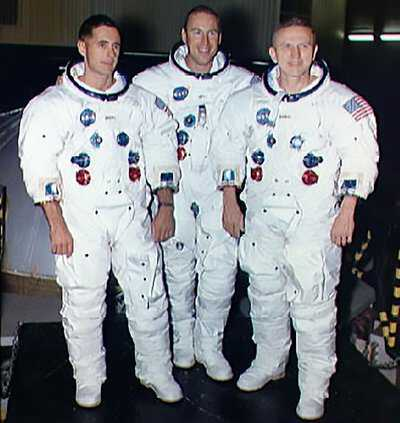 The Crew of Apollo 8 | American Experience | Official Site ...