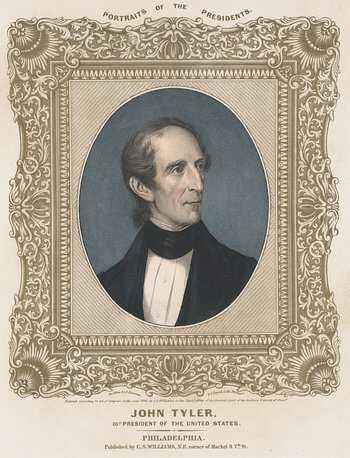 President John Tyler 10th president LOC.jpg