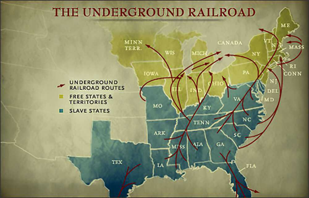 The Underground Railroad | American Experience | Official Site | PBS