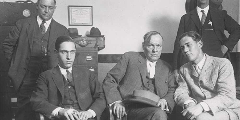 The Leopold and Loeb Trial | A...