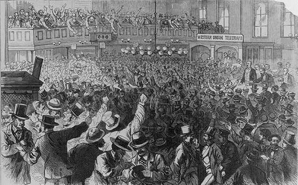 Black Friday, September 24, 1869 | American Experience