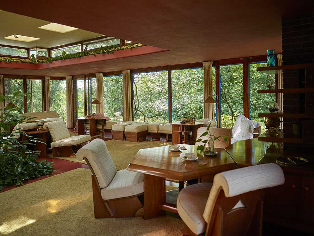 That house is a lie american experience official site for Usonian house plans for sale
