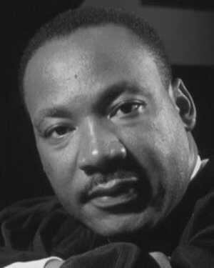 the role and significance of martin luther king jr in the black rights movement King, martin luther, jr  but the civil rights movement made martin luther king, jr (dyson  the black citizens of montgomery decided to show their outrage at.