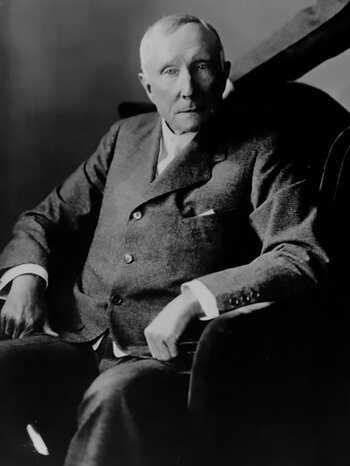 Biography: John D. Rockefeller, Senior | American Experience ...