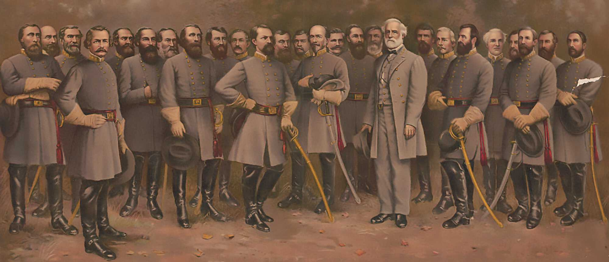 Lee-letters-Feature-Lee-with-his-generals-LOC-1907-.jpg