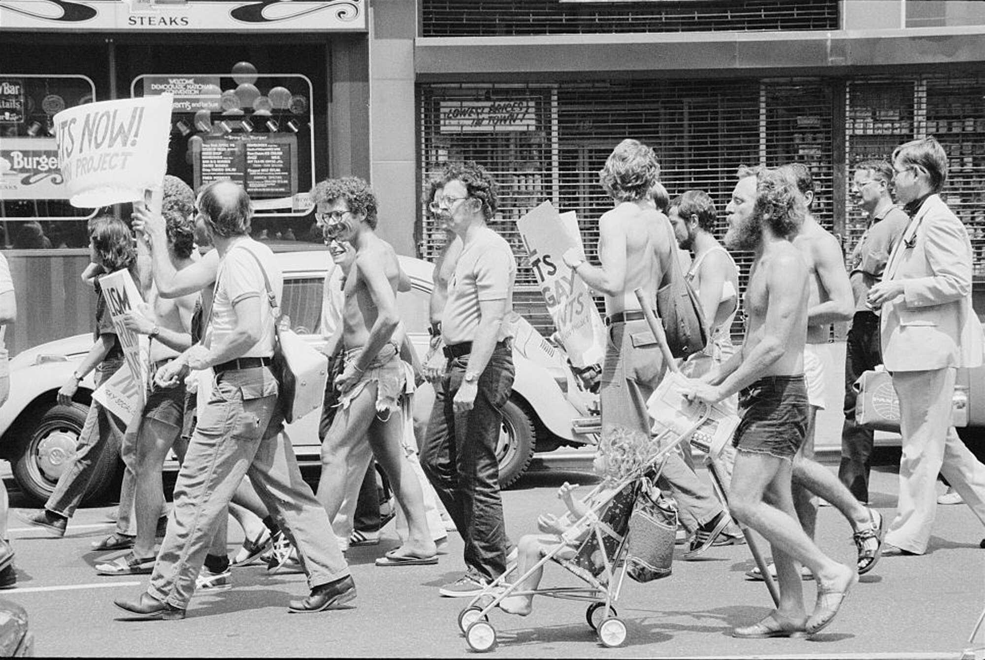 Stonewall bar and gay rights