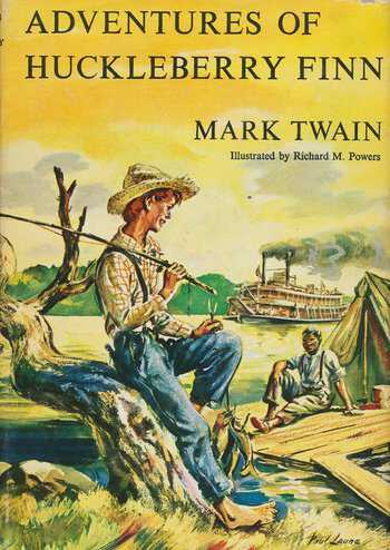 Image result for huckleberry finn