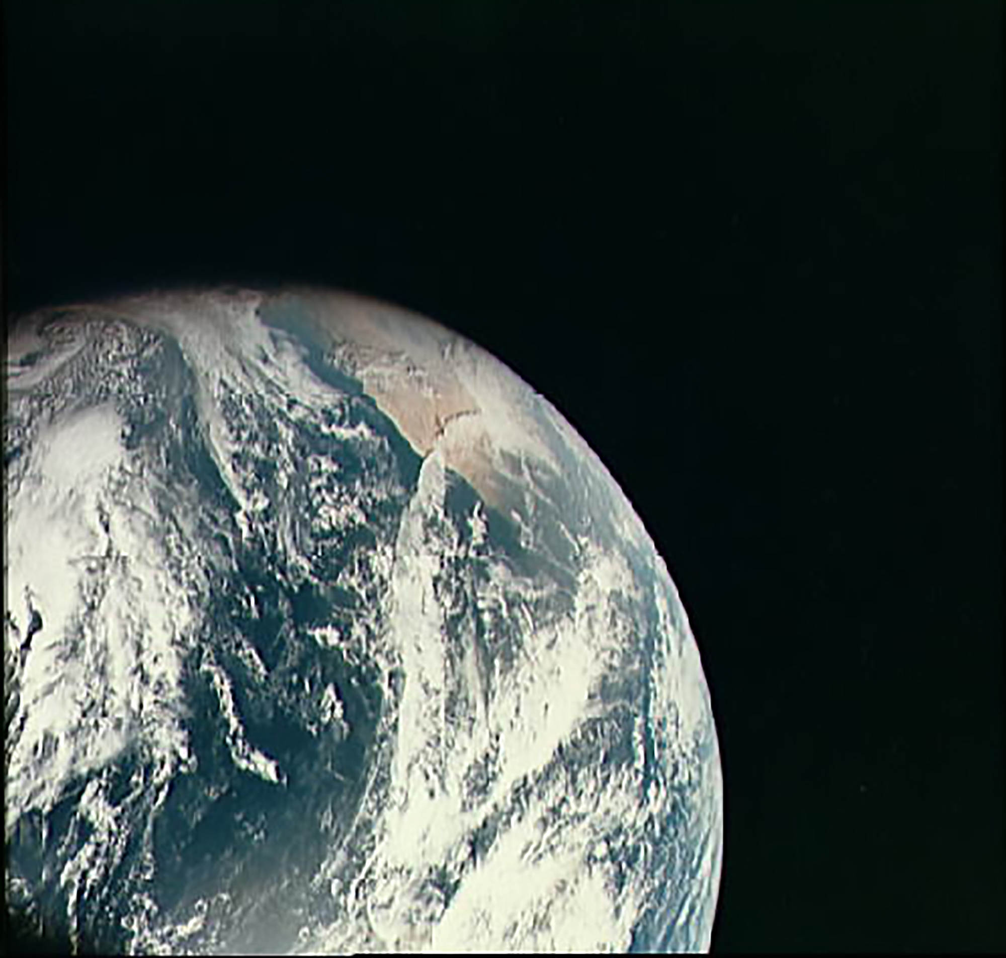 Earth from the Moon | American Experience | Official Site ...