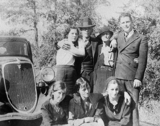 Bonnie Amp Clyde In Pictures American Experience Official Site Pbs