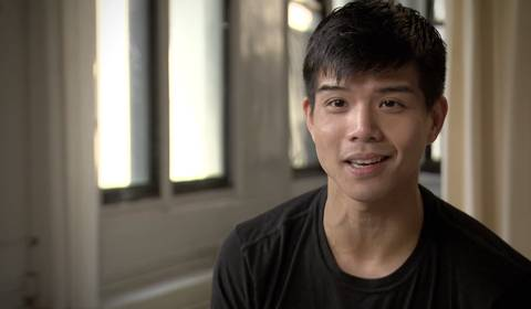 Broadway actor Telly Leung shares his experience coaching BROADWAY OR BUST contestants