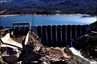 Image of the Bartlett Dam