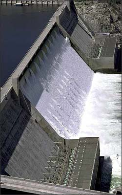 Image of the Grand Coulee Dam