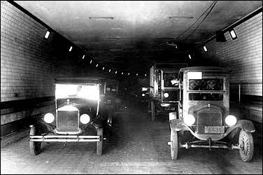 Image of Holland Tunnel