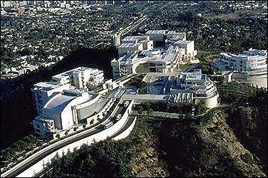 J Paul Getty Center