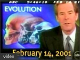 Image of ABC News Peter Jennings newscast.