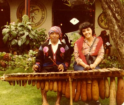 traditional marimba
