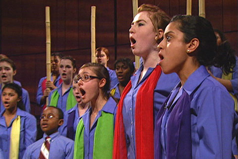 The Young People's Chorus of New York City