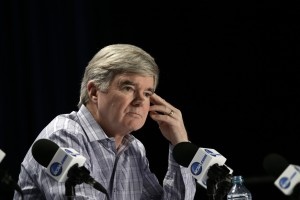 NCAA President Defends Amateurism in College Sports