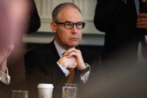 As Scott Pruitt Resigns, Look Back on How He Came to Lead the EPA