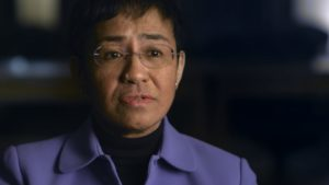 Rappler CEO Maria Ressa Talks Duterte, Drug War and Disinformation