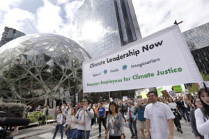 Bezos' $10 Billion Climate Pledge Makes No Mention of Amazon's Climate Impact