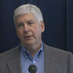 Michigan Ex-Gov. Rick Snyder Charged in Flint Water Crisis