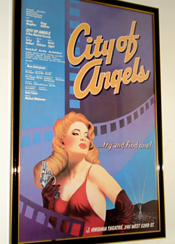 City of Anges poster